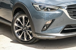 2020 Mazda CX-3 DK2W76 sTouring SKYACTIV-MT FWD Polymetal Grey 6 Speed Manual Wagon.