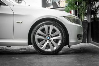 2010 BMW 3 Series E90 MY10 320i Steptronic Executive White 6 Speed Sports Automatic Sedan