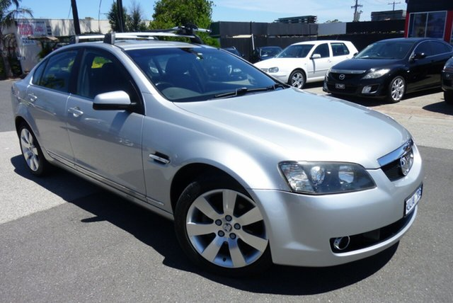 Used Holden Calais VE Cheltenham, 2006 Holden Calais VE Silver 5 Speed Sports Automatic Sedan