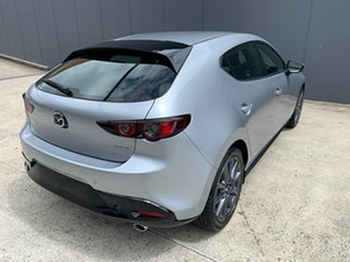 2020 Mazda 3 BP2HLA G25 SKYACTIV-Drive Evolve Sonic Silver 6 Speed Sports Automatic Hatchback