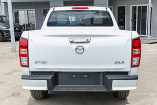 2020 Mazda BT-50 TFS40J GT Ice White 6 Speed Manual Utility
