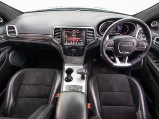2016 Jeep Grand Cherokee WK MY15 SRT 8 (4x4) Grey 8 Speed Automatic Wagon