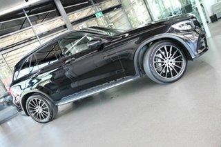 2018 Mercedes-Benz GLC-Class X253 808MY GLC250 9G-Tronic 4MATIC Black 9 Speed Sports Automatic Wagon.