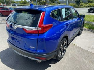 2019 Honda CR-V RW MY20 VTi FWD Brilliant Sporty Blue 1 Speed Constant Variable Wagon.