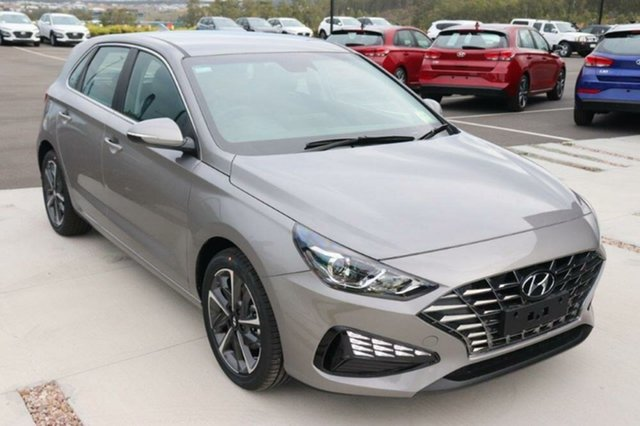 New Hyundai i30 PD.V4 MY21 Elite Augustine Heights, 2020 Hyundai i30 PD.V4 MY21 Elite Fluidic Metal 6 Speed Sports Automatic Hatchback