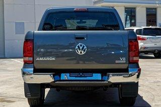 2020 Volkswagen Amarok 2H MY20 TDI550 4MOTION Perm Sportline Grey 8 Speed Automatic Utility.