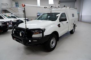 2016 Ford Ranger PX MkII XL White 6 Speed Sports Automatic Cab Chassis