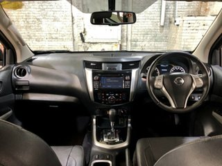 2017 Nissan Navara D23 S2 ST-X Black 7 Speed Sports Automatic Utility
