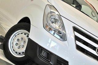 2018 Hyundai iLOAD TQ Series II (TQ3) MY1 Crew 6S Twin Swing White 5 Speed Automatic Van.