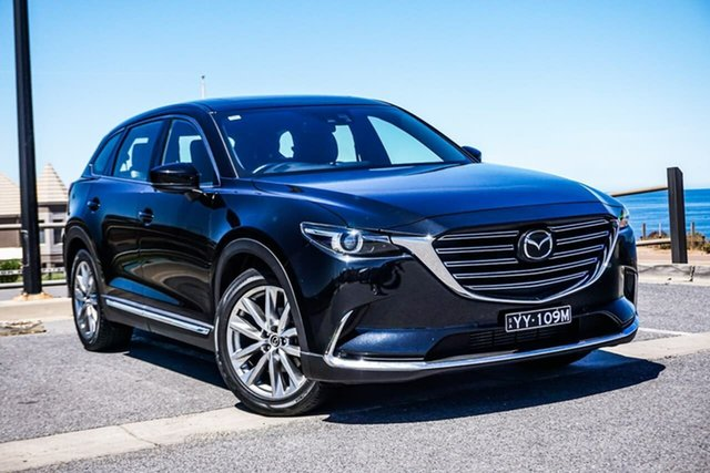 Used Mazda CX-9 TC Azami SKYACTIV-Drive Christies Beach, 2016 Mazda CX-9 TC Azami SKYACTIV-Drive Black 6 Speed Sports Automatic Wagon