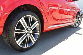 2019 Kia Picanto JA MY19 GT-Line Red 4 Speed Automatic Hatchback.