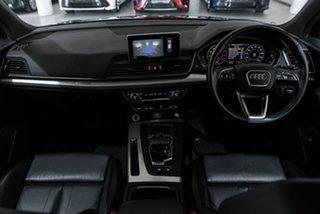 2018 Audi Q5 FY MY19 45 TFSI S Tronic Quattro Ultra Sport Black 7 Speed Sports Automatic Dual Clutch.