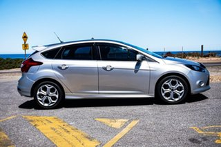 2014 Ford Focus LW MkII MY14 Sport Silver 5 Speed Manual Hatchback.