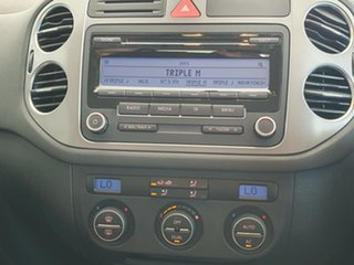 2009 Volkswagen Tiguan 5N MY09 125TSI 4MOTION Silver 6 Speed Sports Automatic Wagon