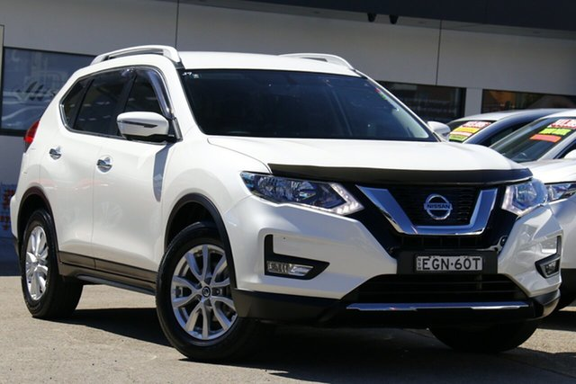 Used Nissan X-Trail T32 Series II ST-L X-tronic 2WD Homebush, 2019 Nissan X-Trail T32 Series II ST-L X-tronic 2WD Ivory Pearl 7 Speed Constant Variable Wagon