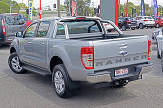 2020 Ford Ranger PX MkIII 2020.75MY XLT Silver 10 Speed Sports Automatic Double Cab Pick Up.