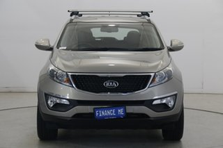 2015 Kia Sportage SL MY14 Si 2WD Premium Silver 6 Speed Sports Automatic Wagon.