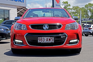 2015 Holden Ute VF II MY16 SS V Ute Red 6 Speed Sports Automatic Utility.