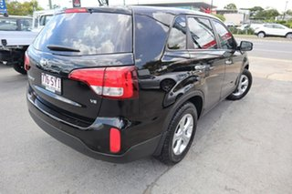 2013 Kia Sorento XM MY14 SI Black 6 Speed Sports Automatic Wagon.