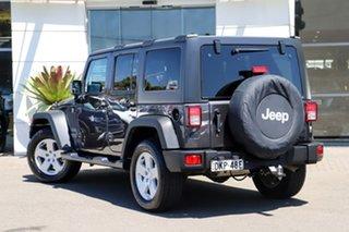 2017 Jeep Wrangler JK MY17 Unlimited Sport Grey 6 Speed Manual Softtop.