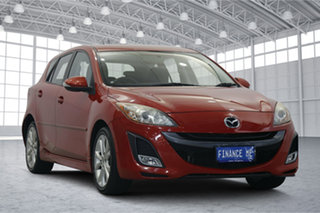 2009 Mazda 3 BL10L1 SP25 Activematic Red 5 Speed Sports Automatic Hatchback.