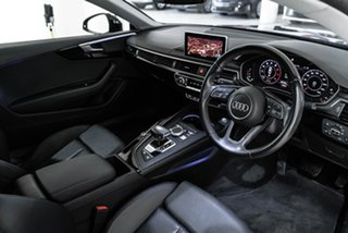 2017 Audi A5 F5 MY17 Sport S Tronic Quattro Black 7 Speed Sports Automatic Dual Clutch Coupe
