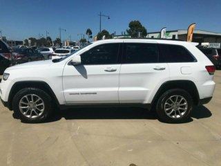2014 Jeep Grand Cherokee WK Laredo White Sports Automatic SUV