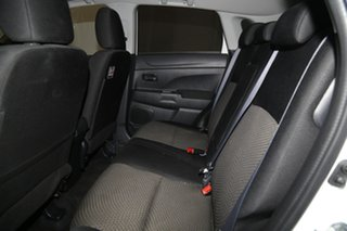 2014 Mitsubishi ASX XB MY15 LS 2WD Starlight 6 Speed Constant Variable Wagon