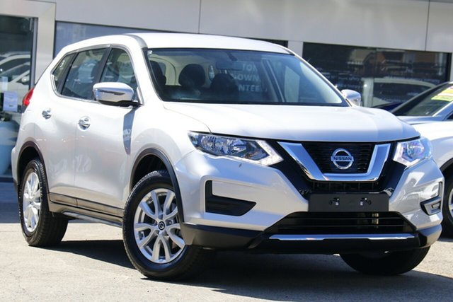 Used Nissan X-Trail T32 Series II ST X-tronic 2WD Homebush, 2020 Nissan X-Trail T32 Series II ST X-tronic 2WD Silver 7 Speed Constant Variable Wagon