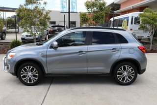2016 Mitsubishi ASX XB MY15 XLS Grey 6 speed Automatic Wagon