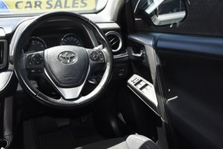 2017 Toyota RAV4 ZSA42R GXL 2WD Silver 7 Speed Constant Variable Wagon