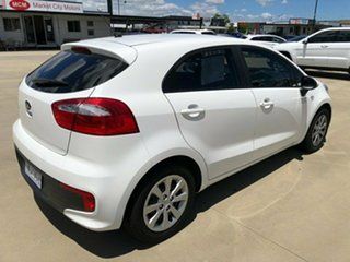 2016 Kia Rio UB S White Sports Automatic Hatchback.