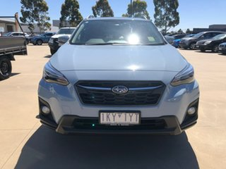 2017 Subaru XV G5X 2.0I-S Grey Constant Variable SUV.