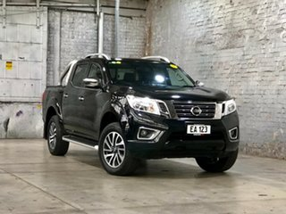 2017 Nissan Navara D23 S2 ST-X Black 7 Speed Sports Automatic Utility.