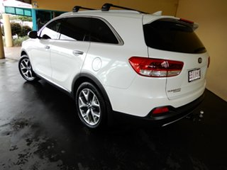 2016 Kia Sorento UM MY16 Platinum (4x4) White 6 Speed Automatic Wagon.