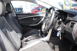 2014 Hyundai i30 GD2 MY14 Trophy Dazzling Blue 6 Speed Manual Hatchback