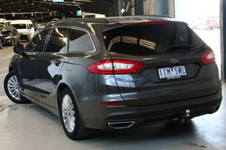 2016 Ford Mondeo MD Trend TDCi Grey 6 Speed Automatic Wagon.