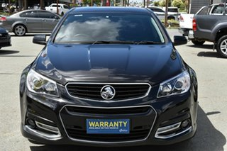 2015 Holden Commodore VF MY15 SS Storm Black 6 Speed Automatic Sedan.