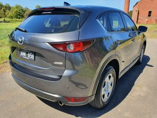 2017 Mazda CX-5 KF Series Maxx Grey Manual Wagon