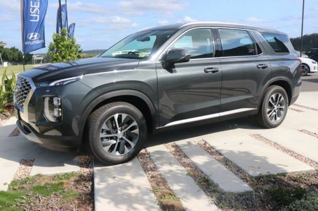 New Hyundai Palisade LX2.V1 MY21 2WD Augustine Heights, 2020 Hyundai Palisade LX2.V1 MY21 2WD Rain Forest 8 Speed Sports Automatic Wagon