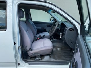 2007 Holden Rodeo RA MY07 DX Crew Cab 4x2 White 5 Speed Manual Utility