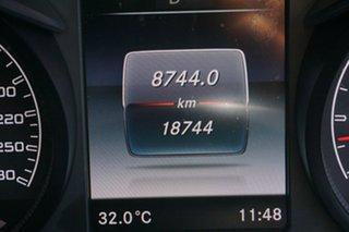 2018 Mercedes-Benz GLC-Class X253 808MY GLC43 AMG 9G-Tronic 4MATIC White 9 Speed Sports Automatic