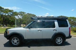 2005 Land Rover Discovery 3 S Silver 6 Speed Sports Automatic Wagon