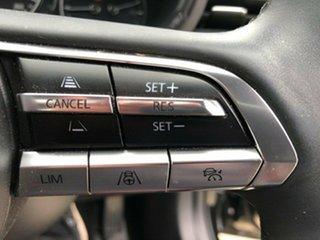 2019 Mazda 3 BP Series G25 Astina Black Sports Automatic Hatchback