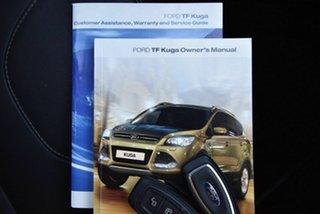 2013 Ford Kuga TF Titanium PwrShift AWD Green 6 Speed Sports Automatic Dual Clutch Wagon