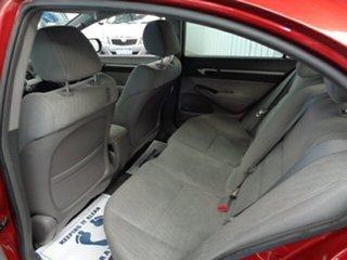 2011 Honda Civic 8th Gen MY11 VTi-L Red 5 Speed Automatic Sedan