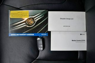 2013 Chrysler 300 LX MY13 C E-Shift Luxury Grey 8 Speed Sports Automatic Sedan