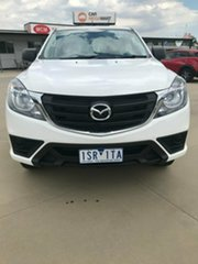 2019 Mazda BT-50 UR XT White Sports Automatic Utility.