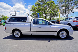 2008 Ford Falcon BF Mk II XL Ute Super Cab Lightning Strike 4 Speed Sports Automatic Utility