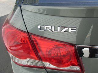 2014 Holden Cruze JH Series II MY14 SRi-V Grey 6 Speed Sports Automatic Sedan